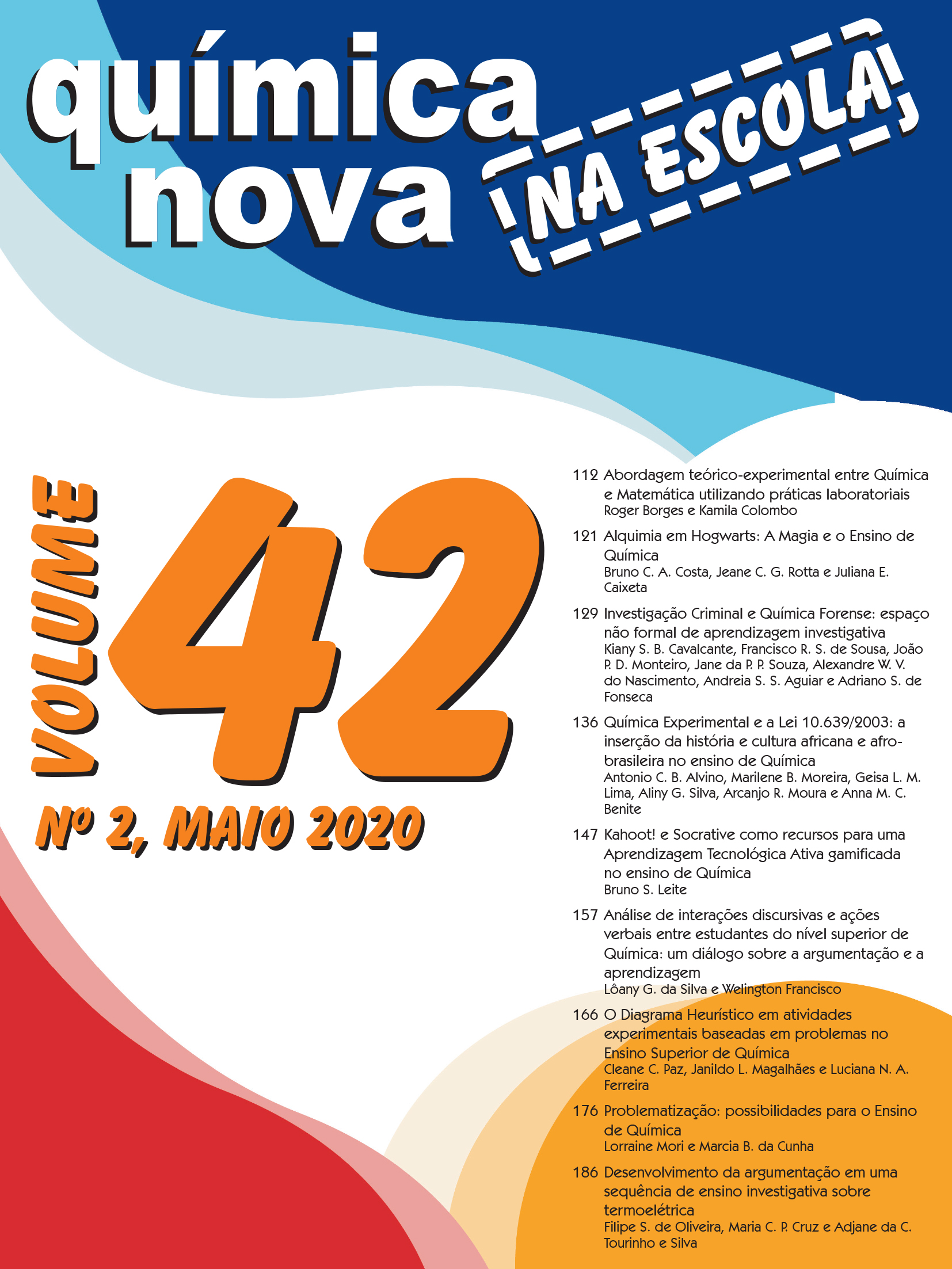 QNEsc Vol. 42 N<sup><u>o</u></sup>2