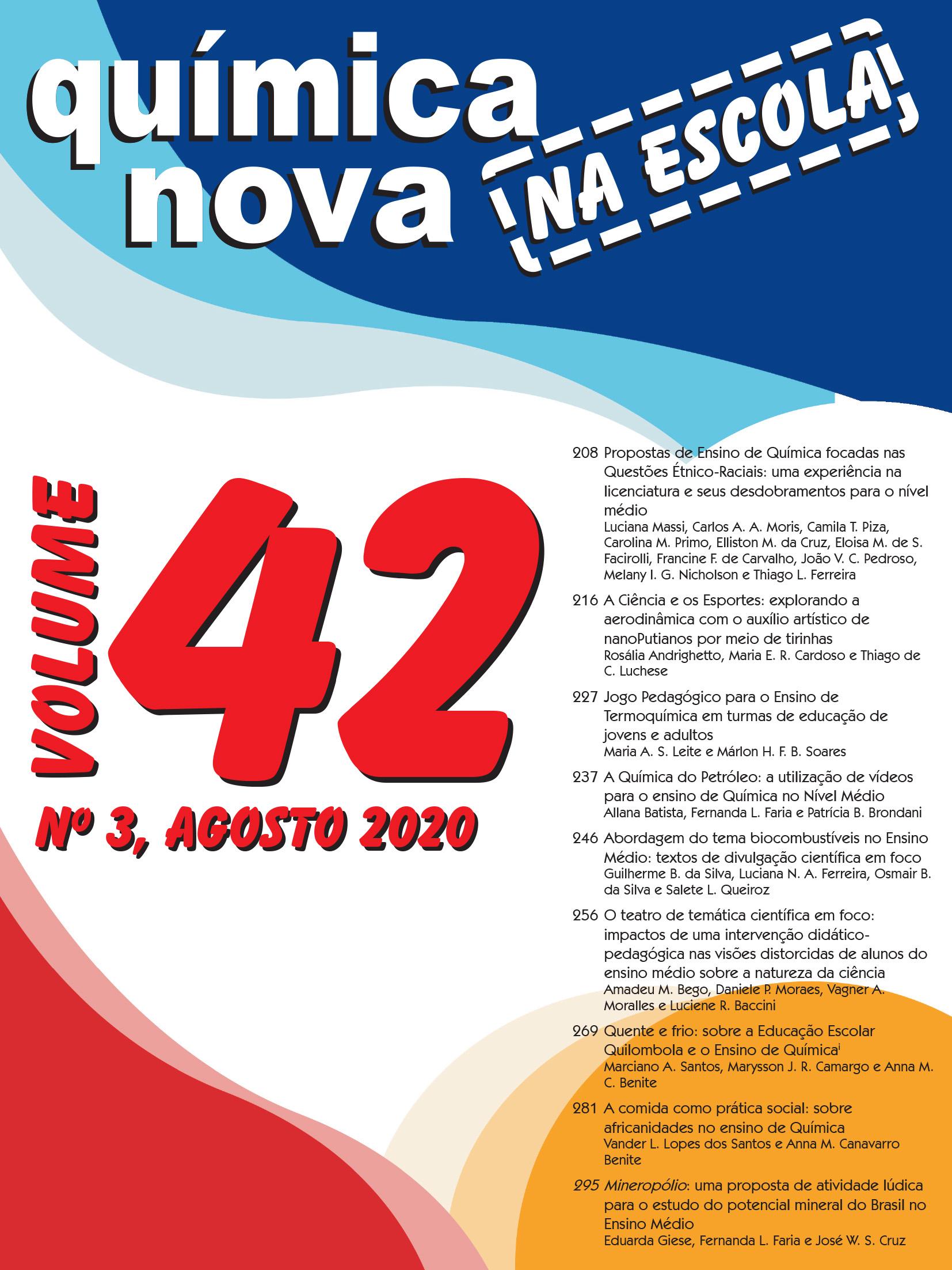 QNEsc Vol. 42 N<sup><u>o</u></sup>3