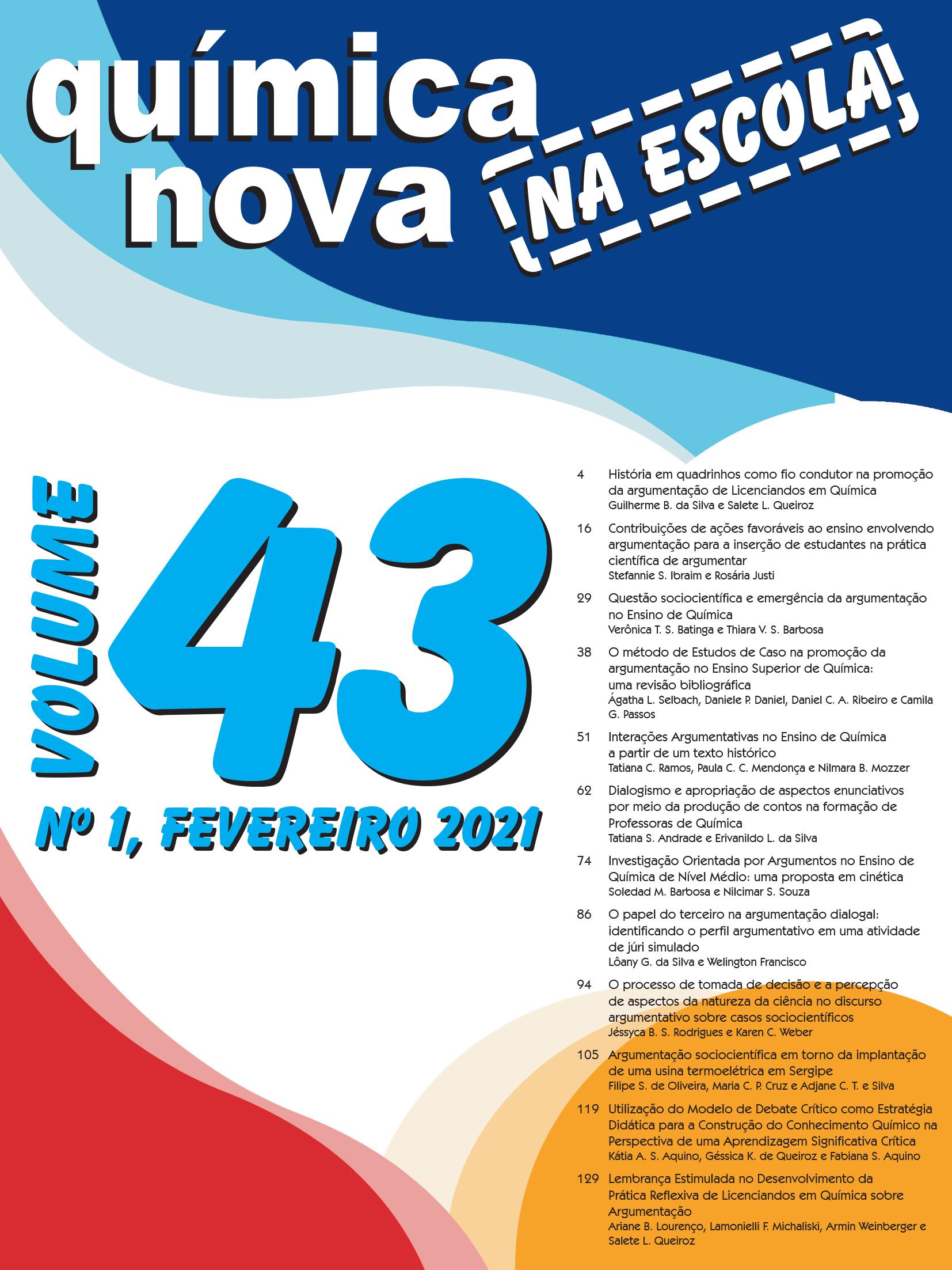 QNEsc Vol. 43 N<sup><u>o</u></sup>1